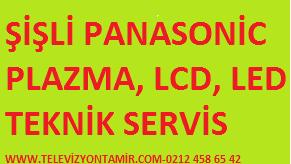 Şişli Panasonic Servisi