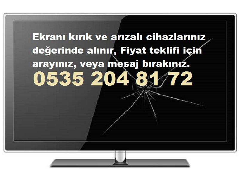 Ekran Kırık Tv